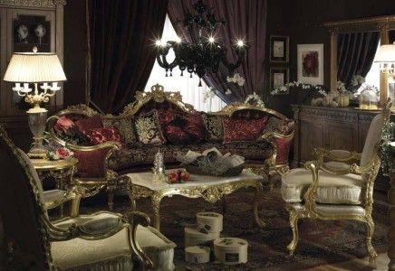 italian classic furniture living room feng shui color royal style design sofa and classical interior ideas