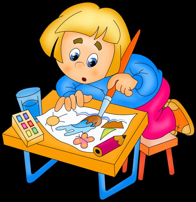 Картинка мы рисуем для детского сада
