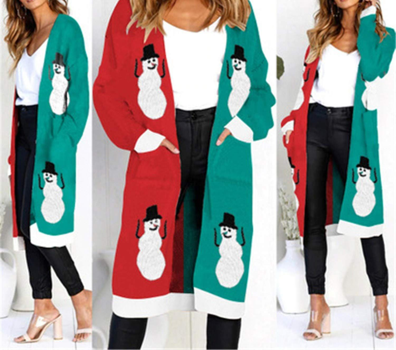 UOFOCO Autumn Winter Leopard Print Jacket Womens Hooded Sweater Coat Hooded Sweats