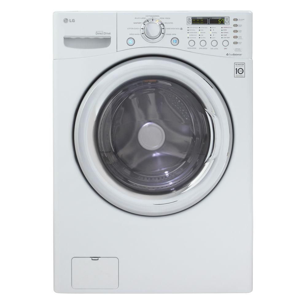 Lg Electronics 3 6 Cu Ft Doe High Efficiency All In One Washer And