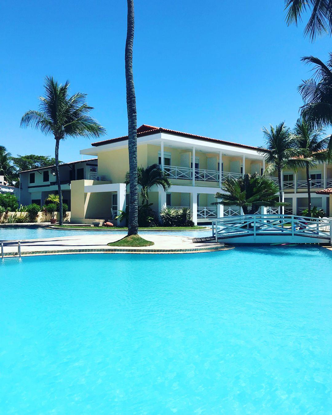 Baia Branca Beach Resort Pernambuco Subindo A Costa Por Mais