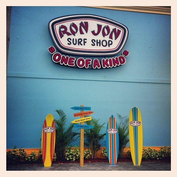 Ron Jon Surf Shop Ron Jon Surf Shop Surfing Surf Shop
