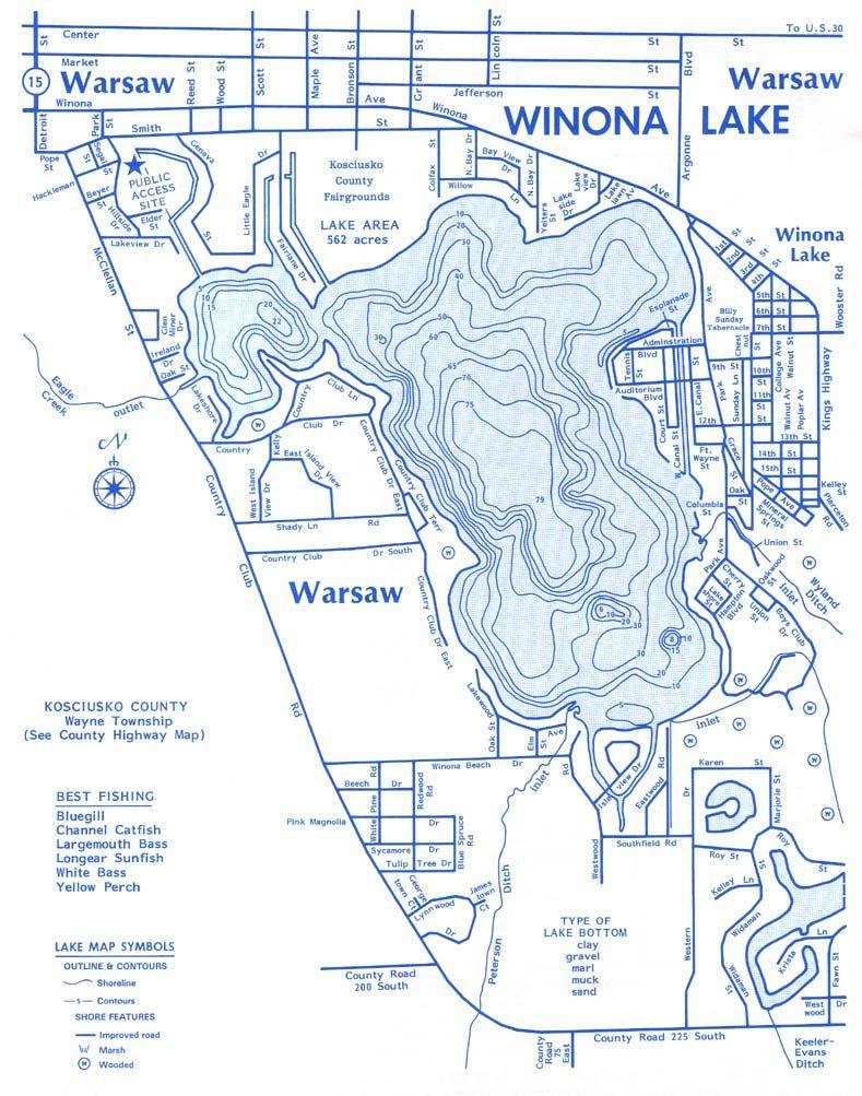 Indiana kosciusko county syracuse - Winona Lake Indiana Google Search