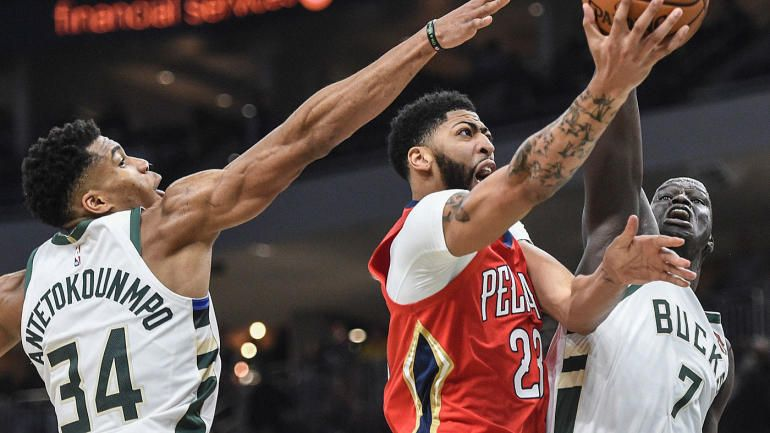 Giannis on A.D. trade demand Focus on playing basketball
