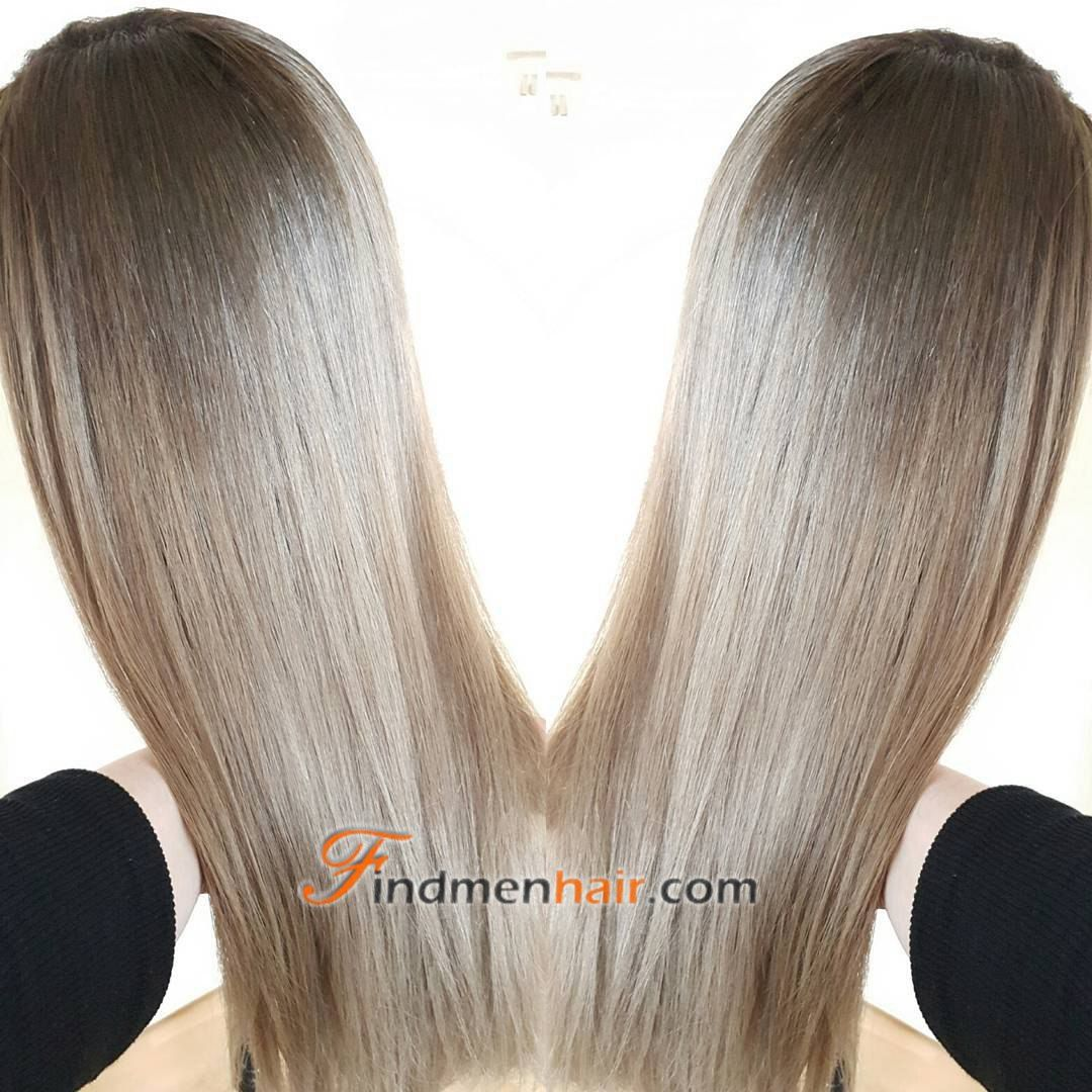 Light Honey Brown Highlights Haircolor Best Clip In Wig Toppershair