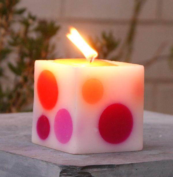 Velas con inclusiones velas decorativas velas artesanales velas y velas decoradas - Velas talladas ...