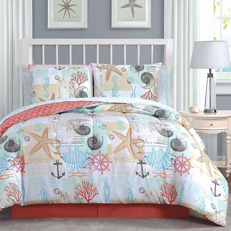 Best Tropical Bedding Sets Beachfront Decor