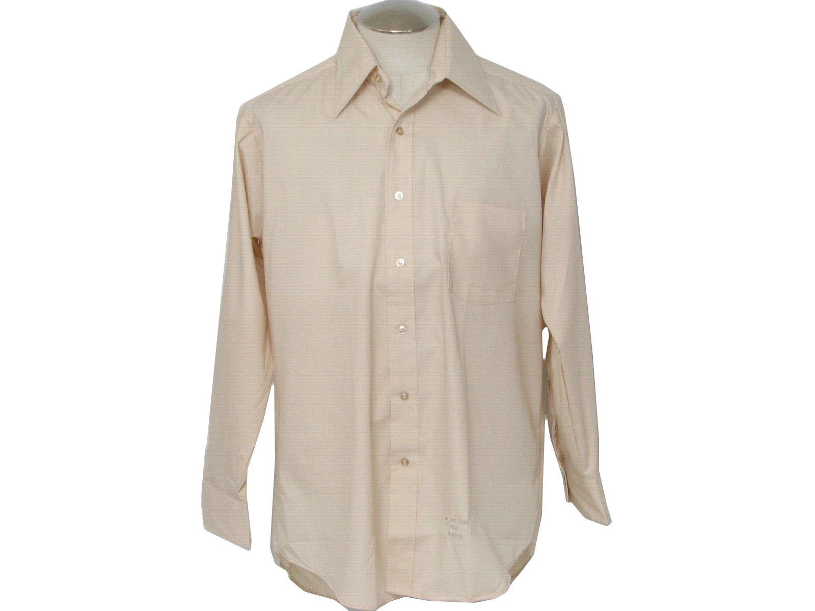 1960s beige dress shirt mens - Google Search | Little Shop of ...