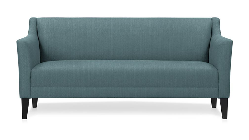 Reviewed: The Most Comfortable Sofas at Crate & Barrel — The Apartment Therapy Sofa Squad