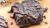 Sugar-Free Black Bean Brownie   – Brownie – #Bean #Black #Brownie #sugarfree