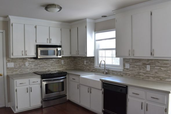 Old Cabinets With New Countertops Google Search