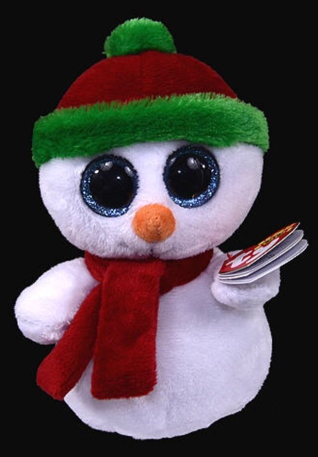 899b735b12d  Ty Beanie Boos  Type  Snowman Name  Scoops Birthday  December 18th  Introduced  November 2013 Retired  February 20