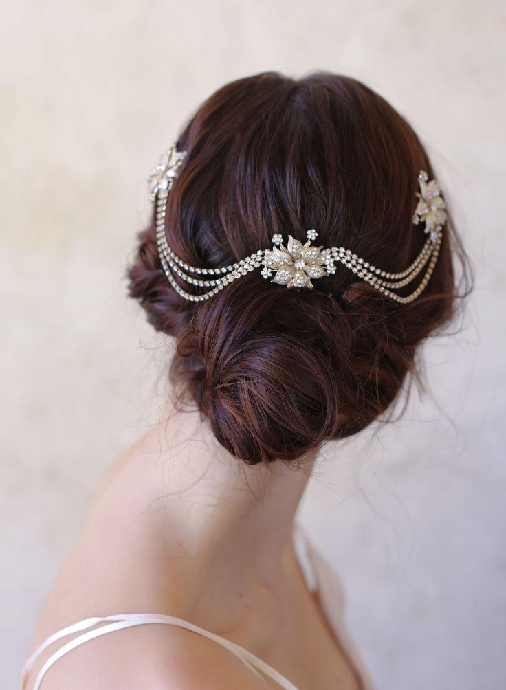 25 Perfect Hair Accessories for a Vintage Bride   Brides ...