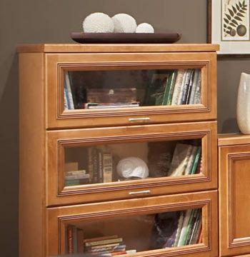 Wall Top-Hinge Cabinets