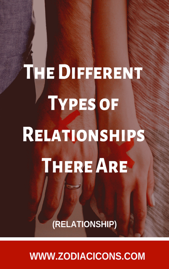 types of couple relationships