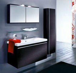 "Giovanni - Modern Bathroom Vanity Set 39"""