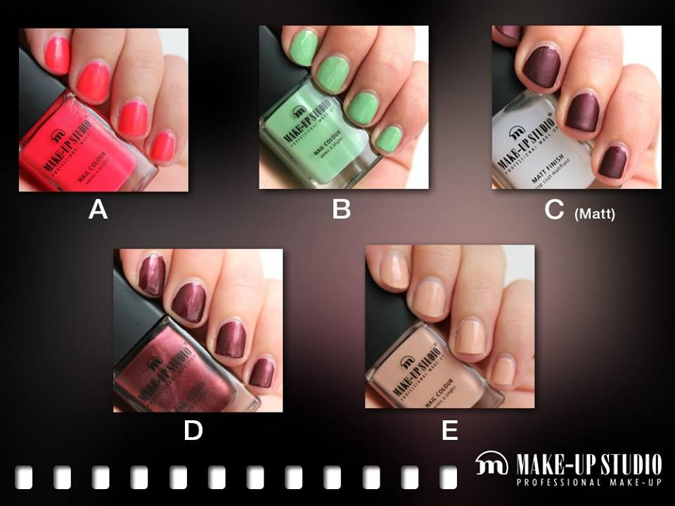 Which nail colour is your favorite? #nail #colour