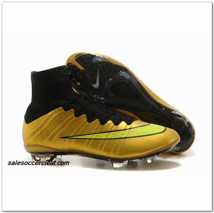 Nike Mercurial Superfly FG ID Gold Pack Football Boots Only $102.95