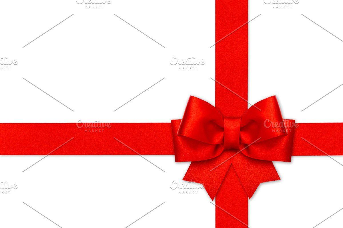 Png Red Ribbon Bow Ribbon Bows Red Ribbon Holiday Background