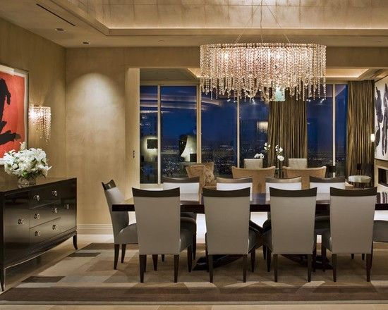 dining room chandelier ideas - Formal Dining Chandelier