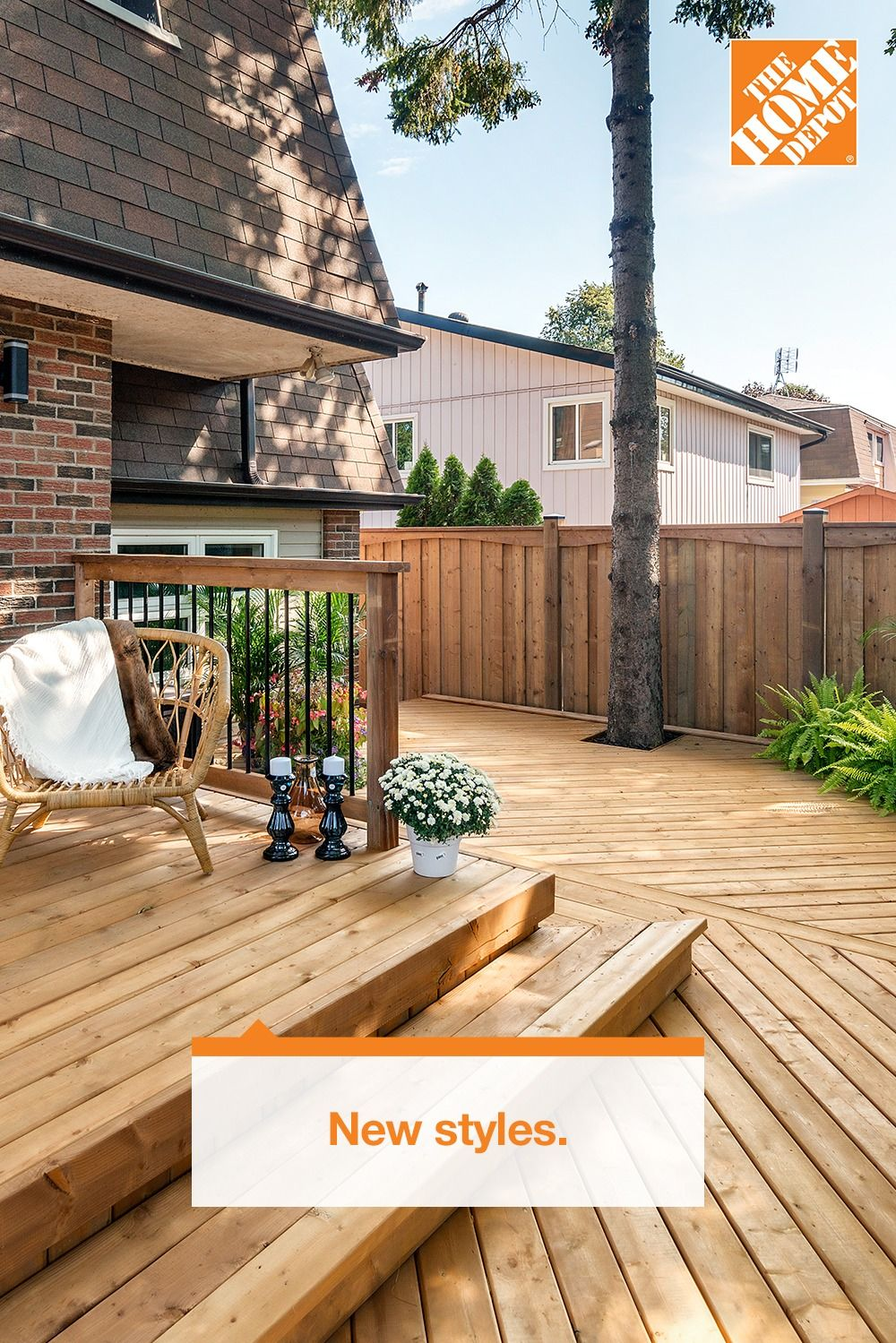 Wake Up To Your Dream Deck In 2020 Patio Deck Designs Dream Deck Backyard Landscaping
