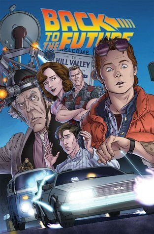 Fangirl Moments And My Two Cents @fgmamtc: Back to the Future Untold Tales and Alternate Time...
