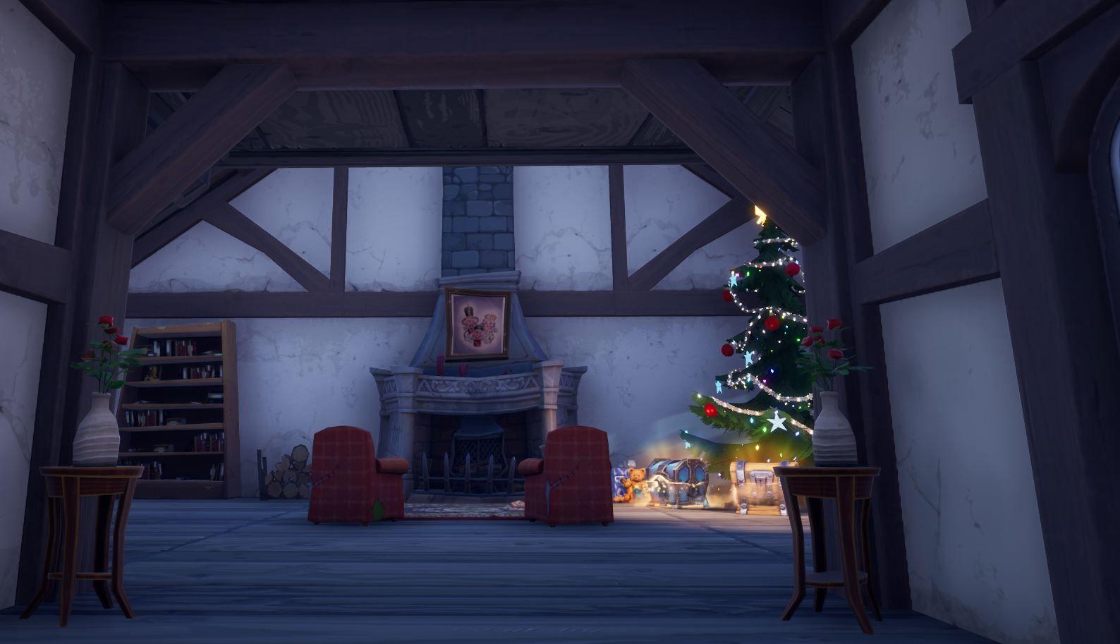 Fortnite Christmas Tree Chapter 2 Pin On Fortnite