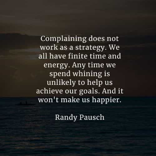 42 Complaining quotes that will inspire you positively