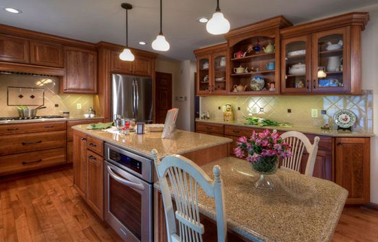 Baby Boomer Kitchen Design Trends Mosby Building Arts Blog Interior Design Kitchen Kitchen Interior Kitchen Island Table Combination