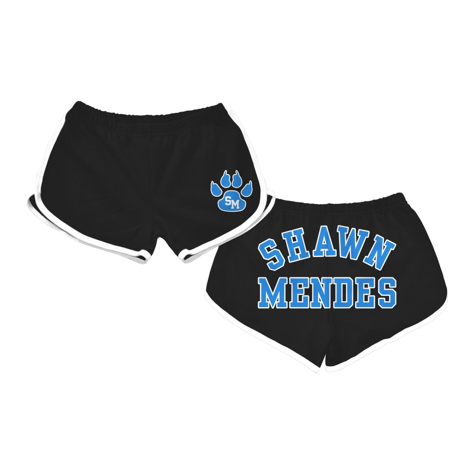 6d08a1369 SM Varsity Jogging Shorts | W A N T S in 2019 | Shawn mendes, Shawn ...