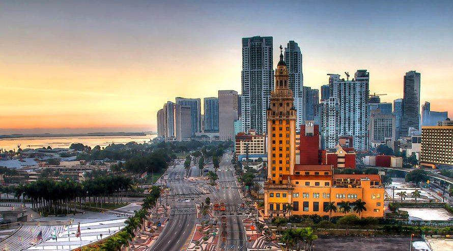 Miami Fl Best Places To Live Miami Downtown Miami