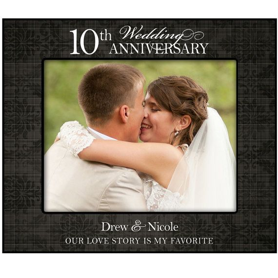 Our Love Story Is My Favorite Personalized 10th Wedding Anniversary 10th An Wedding Anniversary Photos 10th Wedding Anniversary Gift 10th Wedding Anniversary