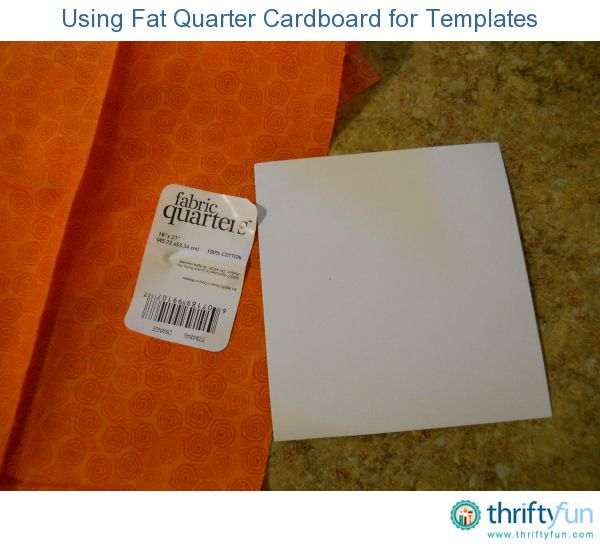 Using fat quarter cardboard for templates craft ideas pinterest some of the fat quarters that i purchase especially those from jo ann fabrics maxwellsz