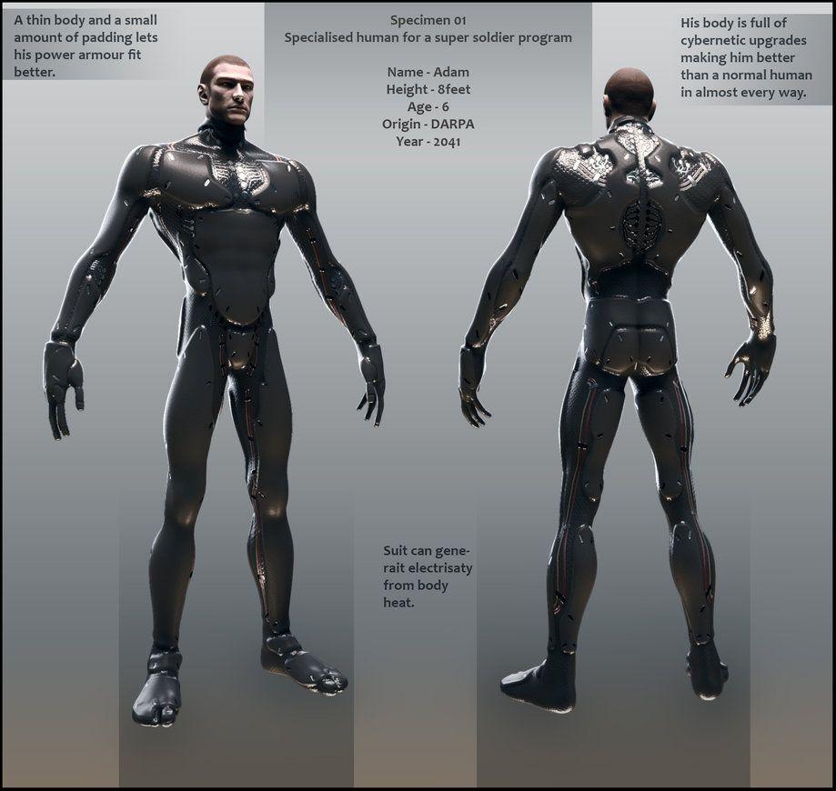 Under Suit V2 Wip By Avitus12 On Deviantart Super Soldier Deviantart Superhero