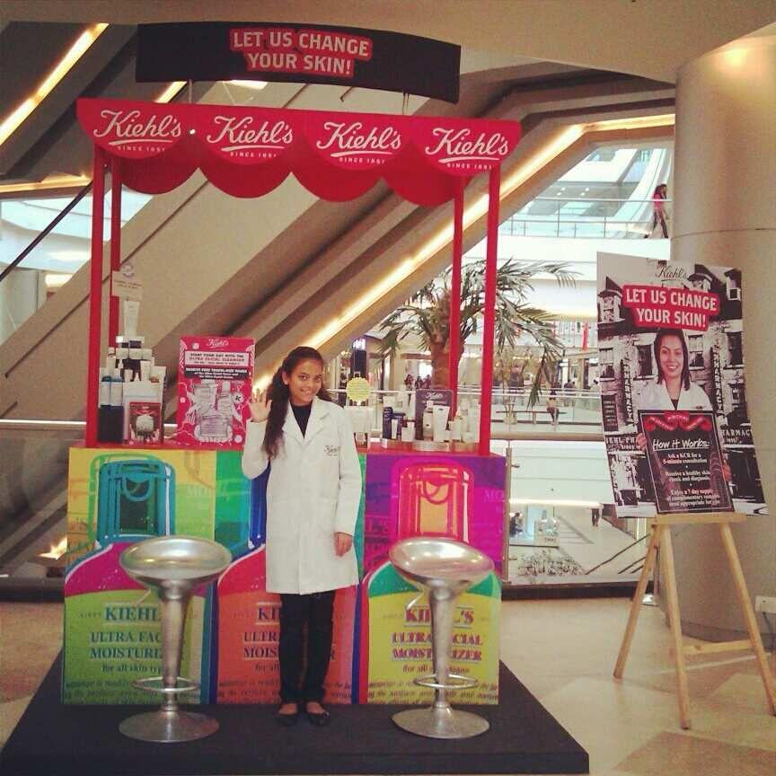 Free Skin Consultation Drive At The Kiehl S Stall At Phoenix Marketcity Kurla Mumbai Kiehls Kiehl S Skin