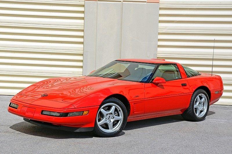 1995 Corvette Zr1 Corvette Zr1 Corvette Chevrolet Corvette C4