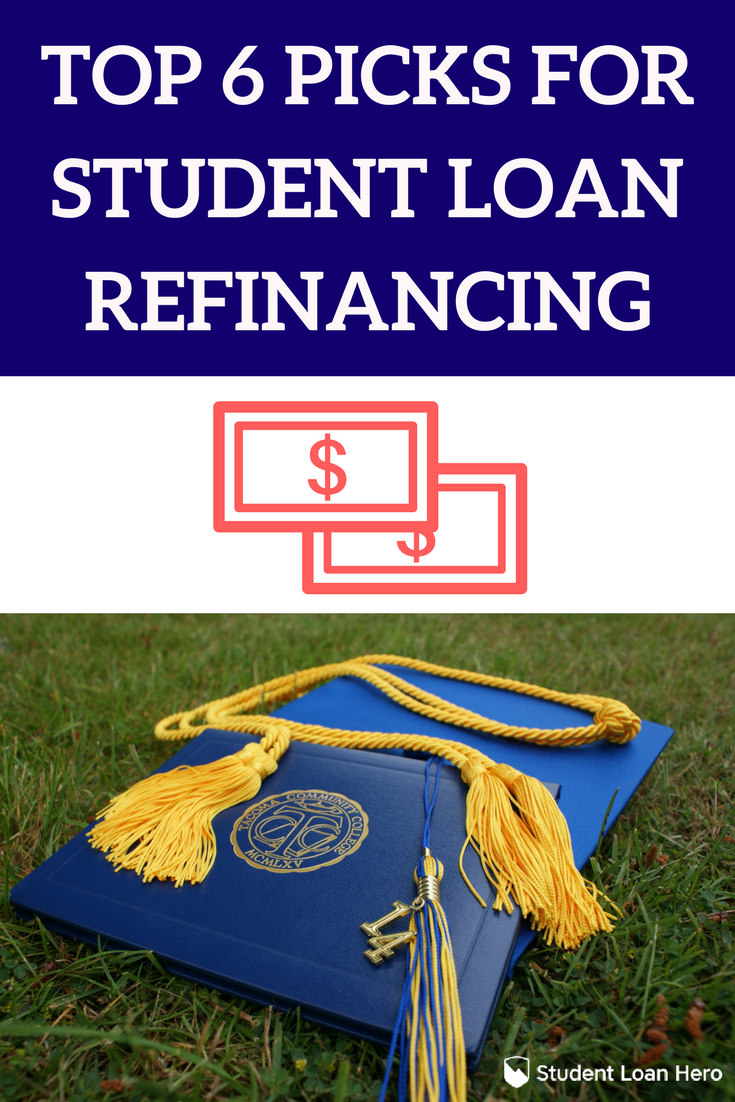 Refinance Your Student Loans And Save Compare Rates With Sofi Citizens Bank And Other Top Lenders Student Loans Student Loans Funny Student Loan Forgiveness