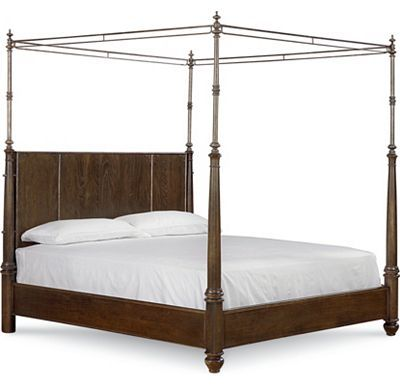 Reinventions - Highline Canopy Bed (King) | 7400 Beds | Pinterest