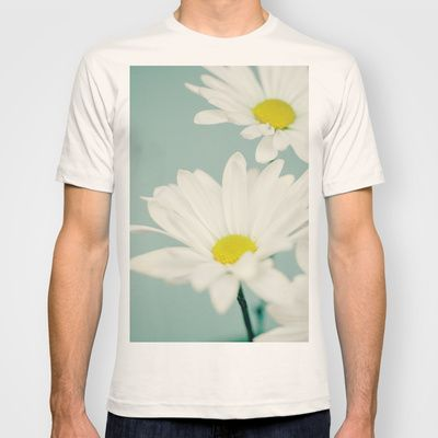 DAISY  T-shirt by Laura Ruth  - $18.00