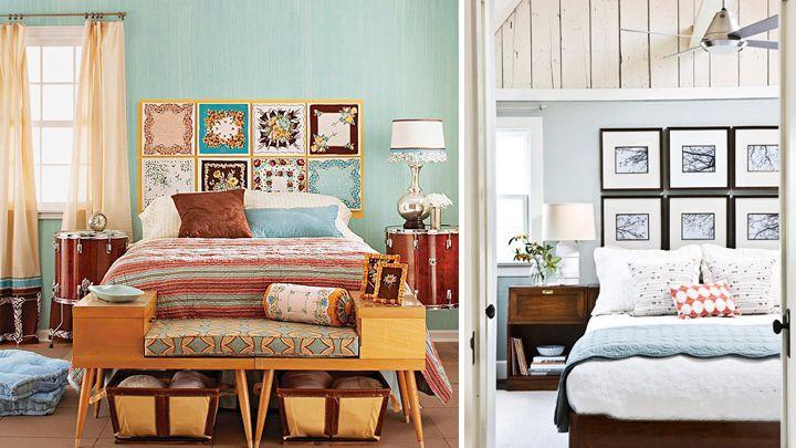 Ideas Para Un Cabecero De Cama Original Ideas Pinterest House - Cama-original