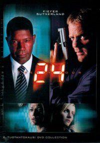 24 - kausi 2 Box (7-disc) 9,95