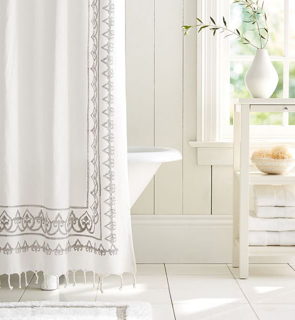 shower curtains diy bathroom decor