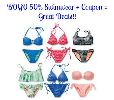 Women's Swimwear from $13.50 a Piece at Target! - http://www.pennypinchinmom.com/womens-swimwear-1350-at-target/