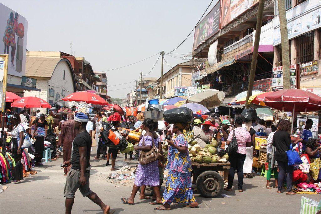 Makola Market (Accra), Ghana