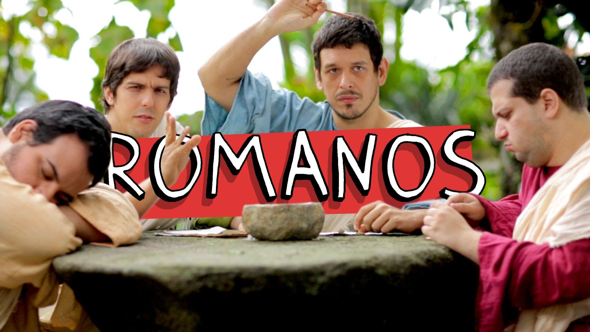 Romanos - Porta dos Fundos