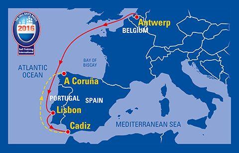 Tall Ships Race Is Back To Lisbon Tall Ships Tall Ships Race Lisbon
