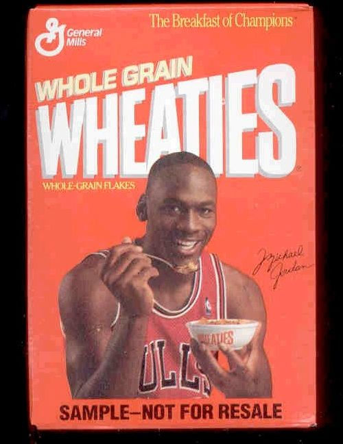 Ever Wonder Why We Dont See Anymore Wheaties Commercials Healthy