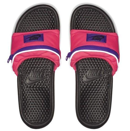 Nike beste Women heuptasje lederen Slides Mijn meisjes Benassi YYSqFwr