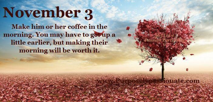 November 3