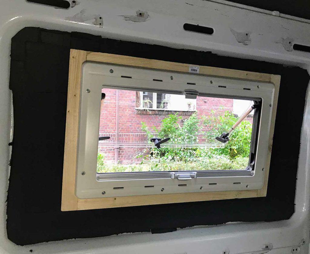 Küchenideen für wohnmobile wohnmobil fenster einbauen  einbauanleitung und kosten  wohnmobile